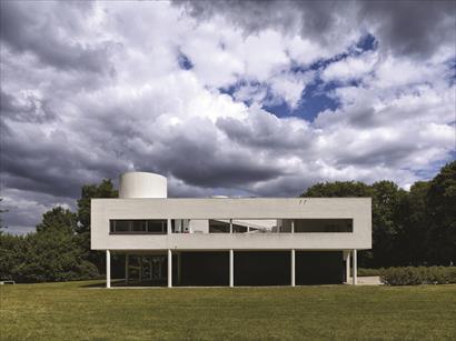 Fondation Le Corbusier - Buildings - Villa Savoye et loge du jardinier