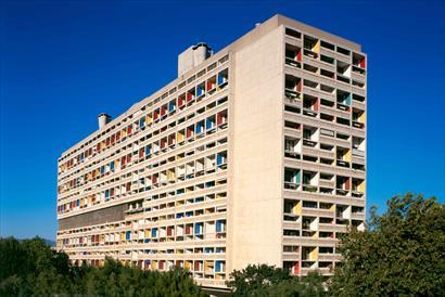 Image result for Unité d'habitation