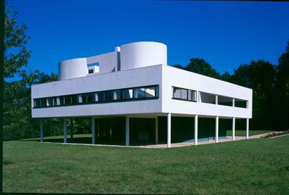 Fondation Le Corbusier - Work in progress - Villa Savoye