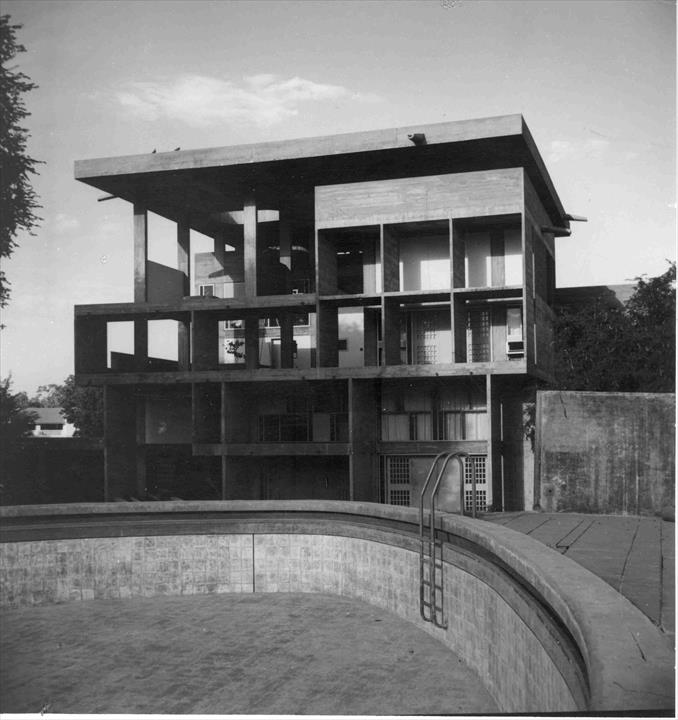 Le Corbusier Shodan House Plan House Design Plans