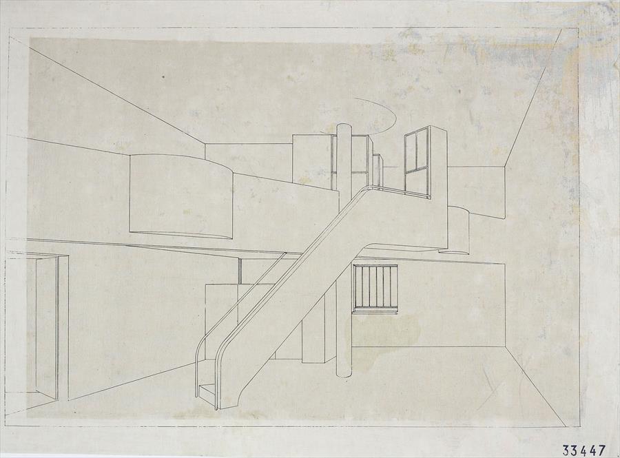 Fondation Le Corbusier  Projects  Maisons En Srie Pour Artisans