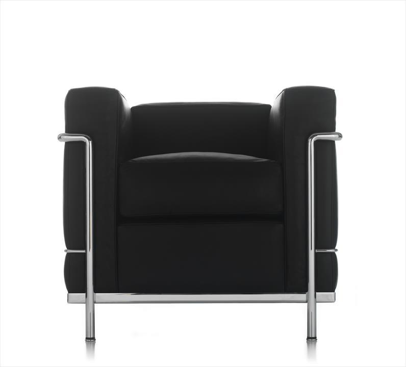Fondation le corbusier furniture for Poltrona lc2