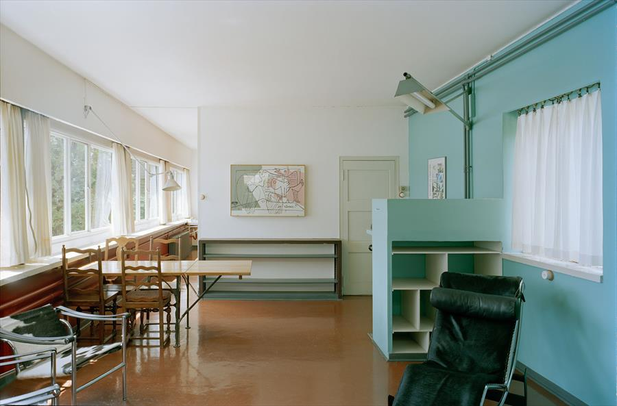 fondation le corbusier early projects. Black Bedroom Furniture Sets. Home Design Ideas