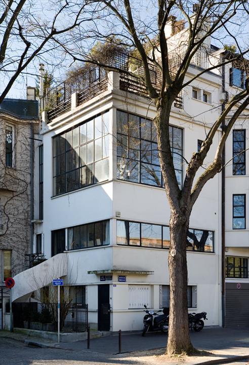 Fondation Le Corbusier Buildings
