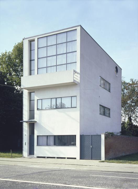 Guiette house model