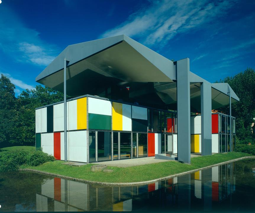 Fondation Le Corbusier   Buildings   Pavillon Du0027exposition ZHLC (Maison De  Lu0027Homme)