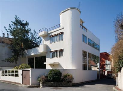 Fondation Le Corbusier - Buildings - Villas Lipchitz-Miestchaninoff