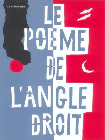 Fondation Le Corbusier Livres Le Poème De Langle Droit