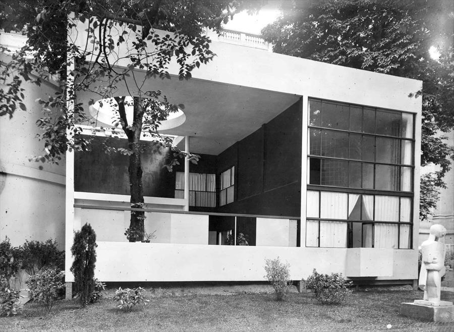 great deals 2017 promo codes fast delivery Fondation Le Corbusier - Buildings - Pavillon de l'Esprit ...