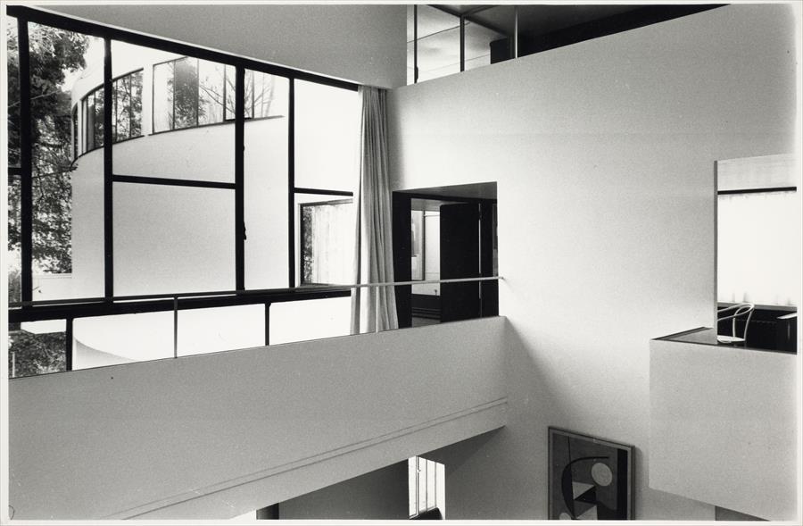 fondation le corbusier premiers projets. Black Bedroom Furniture Sets. Home Design Ideas