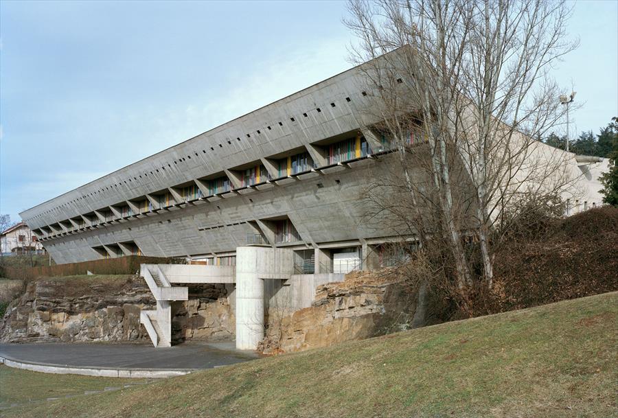 Fondation Le Corbusier - Buildings - Maison de la Culture